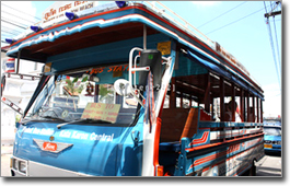 Bus To Patong